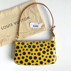 Louis Vuitton X YAYOI KUSAMA Pochette Accessories